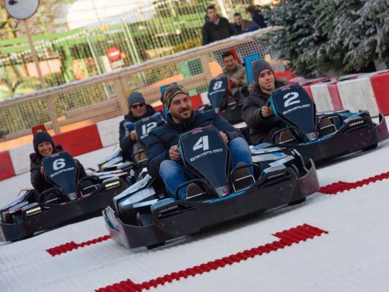 Equipamiento para Karting: Neveplast Skiddy