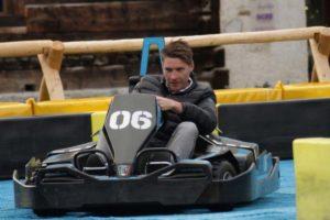 Skiddy- Equipamiento para Karting